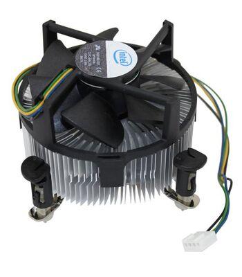 Fans, Heat Sinks & Cooling